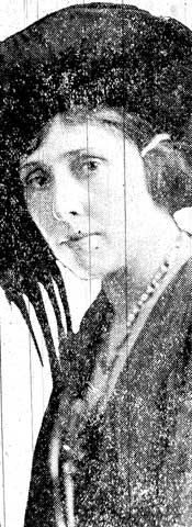 photo of Nellie Francis