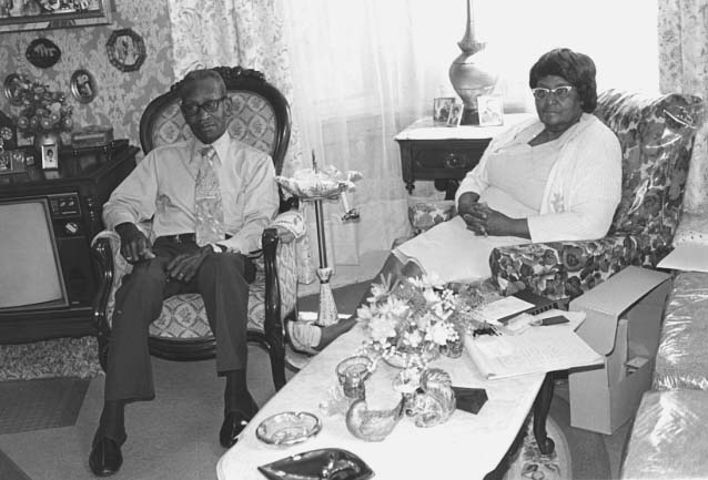 photo of Fred and Lillian Bell
