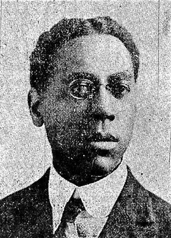 photo of J. Louis Ervin