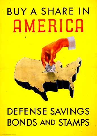 Defense Savings Bonds and Stamps