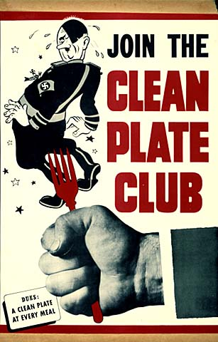 Join the Clean Plate Club