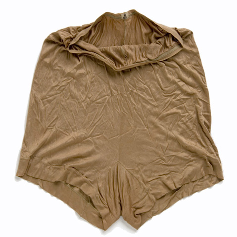 Women's Army Auxiliary Corps underpants, 1943