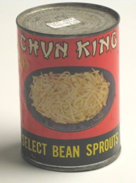 Bean sprouts can