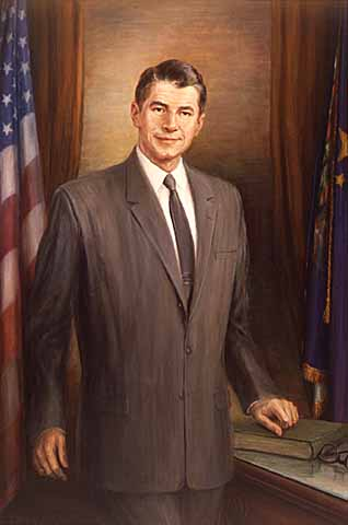 Painting- Governor Orville L. Freeman
