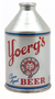 Yoerg Brewing Company beer can