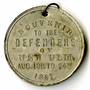 New Ulm defenders medal