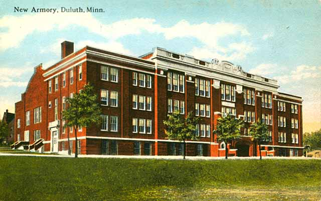 New Armory, Duluth