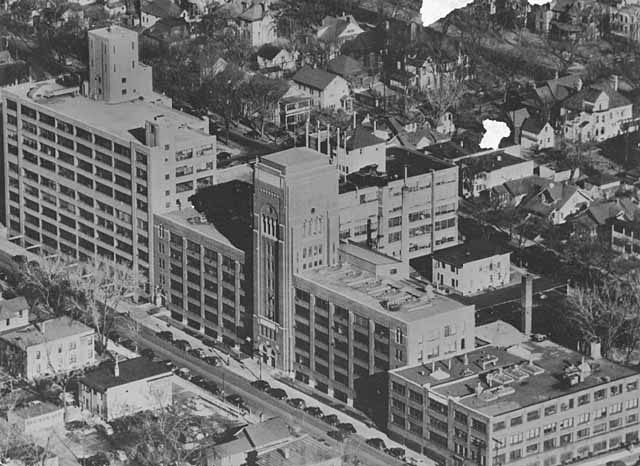 Honeywell Company, 2701-2753 Fourth Avenue South, Minneapolis