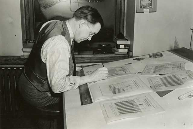 Research and records program 1938
