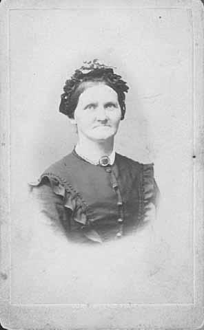 Mrs. Knute Nelson, c. 1880