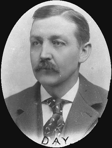 Frank A. Day, c. 1895