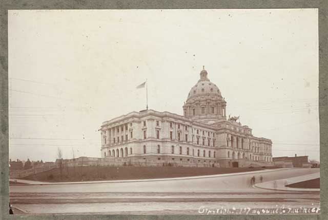 State Capitol building, St. Paul