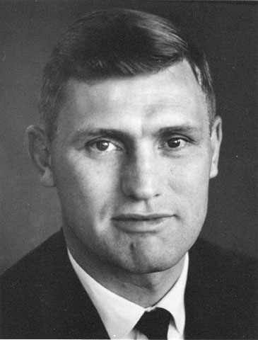 Alexander MacDonald (Sandy) Keith of Rochester, c. 1965