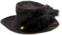 US Army officer's Model 1858 uniform hat