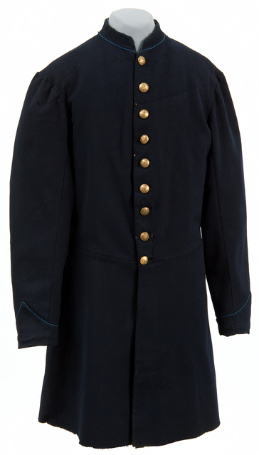 US Army uniform frock coat