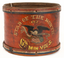 Noble & Cooley Civil War snare drum