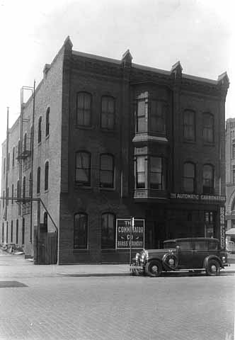 Commutator Brass Foundry Company, 125 North First Street, Minneapolis