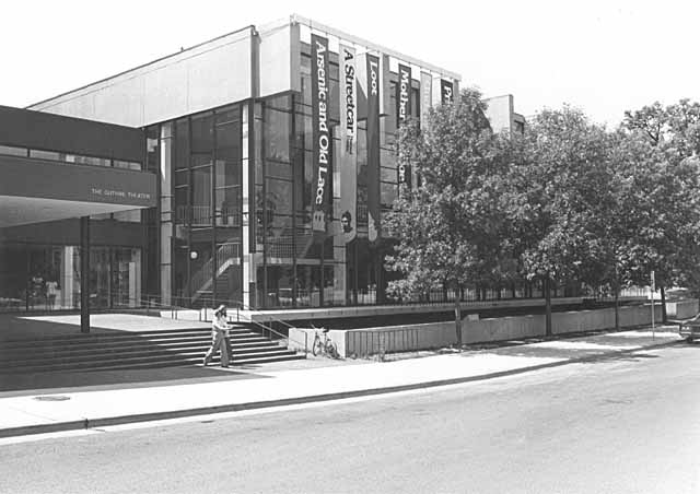 The Guthrie Theater, Vineland Place, Minneapolis, 1975
