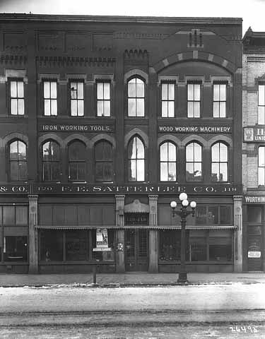 F. E. Satterlee Company, 118-120 Washington Avenue North