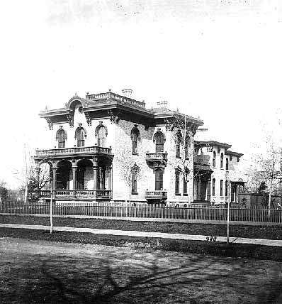 Sumner W. Farnham residence, 726 South Second Avenue, Minneapolis.