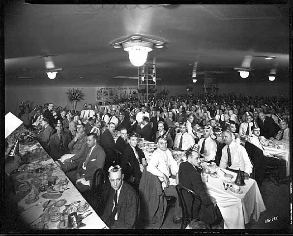 Northern States Power Company banquet