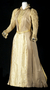 Presidential inauguration gown