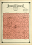 Map of Granite Rock Township: Township 111 N; Range 38 W of the 5th PM. [Page 29: Atlas and farm directory with complete survey in township plats of Redwood County, Minnesota]