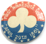 1st Minnesota veteran button