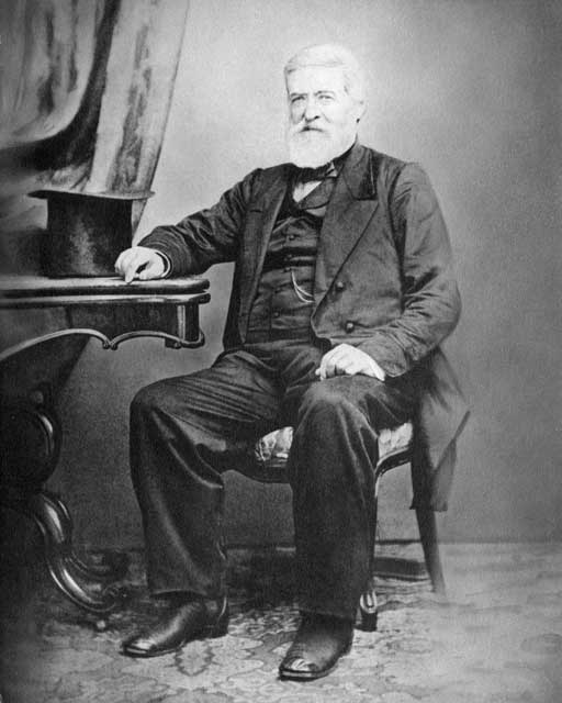 Samuel Medary of Ohio, c. 1860