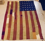 Handmade United States flag
