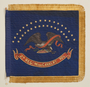 2nd Minnesota Cavalry regimental battle flag