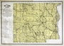 Map of New Scandia Township: Township 32 N, Range 19 W & 20 W of the 4th PM. [Page 7: The Farmers atlas and directory with complete survey in township plats Washington County, Minnesota]