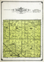Map of Wergeland Township: Township 114 N, Range 44 W of the 5th PM. [Page 33: Atlas and farm directory with complete survey in township plats, Yellow Medicine County, Minnesota]