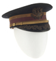 US Army medical officer's wool dress cap