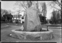 Granite rock (formerly Peavey fountain), at Kenwood Parkway and Lake of the Isles Boulevard, Minneapolis.