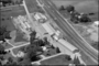 Aerial view, Seed corn plant, Dassel
