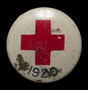 American Red Cross button