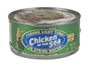Can of tuna from the Trans-Antarctica Expedition