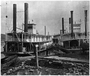 Steamboats at city levee, Stillwater.
