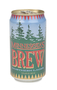 Minnesota's Brew Northern Lager beer can