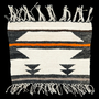 Navajo wool and cotton textile