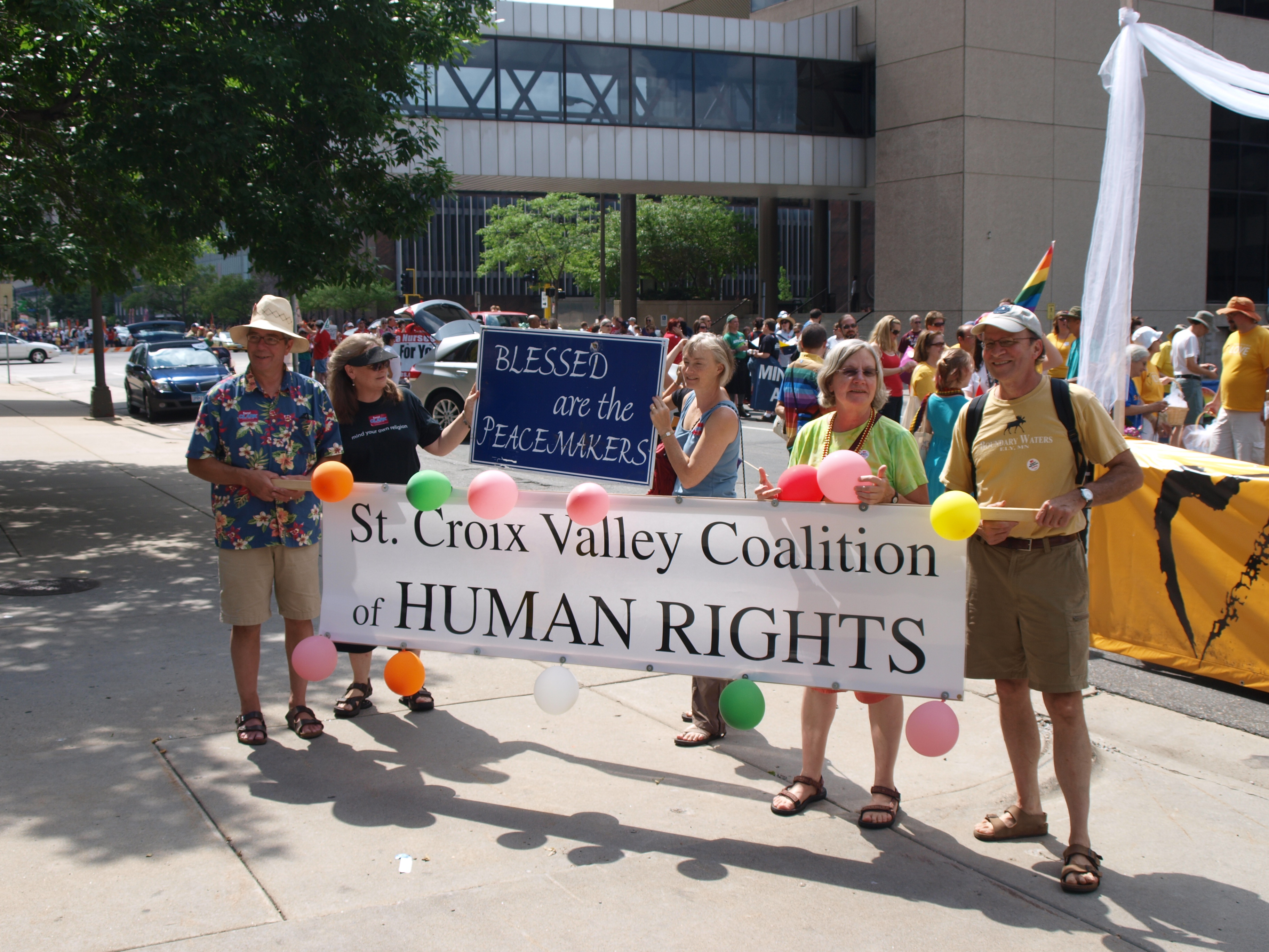 St. Croix Valley Coalition of Human Rights.