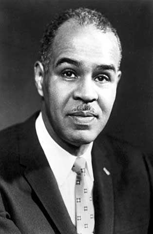 photo of Roy Wilkins
